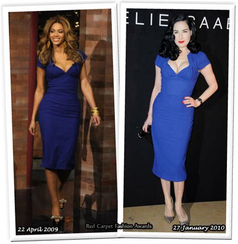 Who Wore Elie Saab Better Solange Knowles Or Dita Teese by Who Wore Elie Saab Better Beyonce Knowles Or Dita