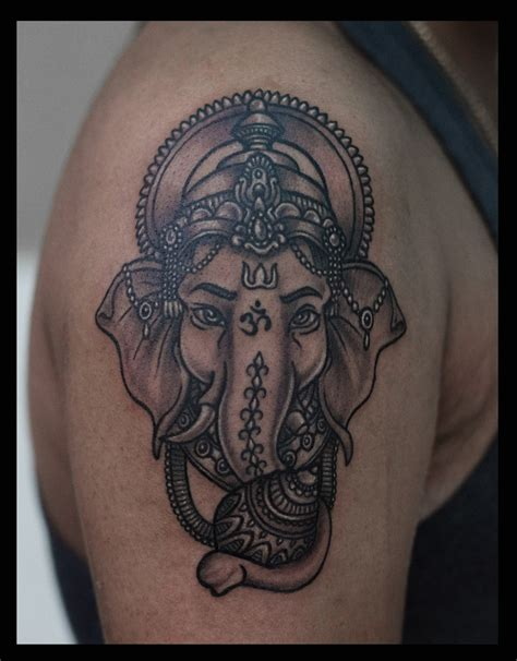ganesha tattoo meaning ganesha tattoo astron tattoos india astron tattoos india