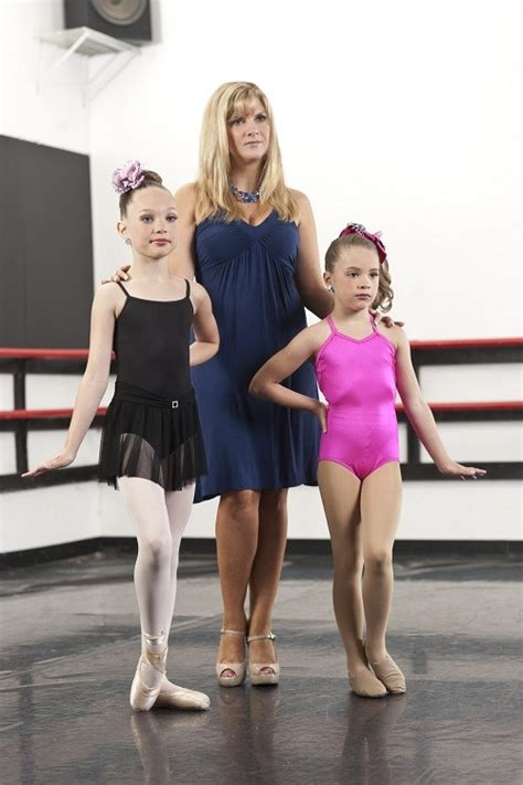 dance moms maddie and kenzie exclusive melissa gisoni and maddie and mackenzie ziegler