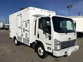 isuzu npr 14ft box truck side doors sprinter ford