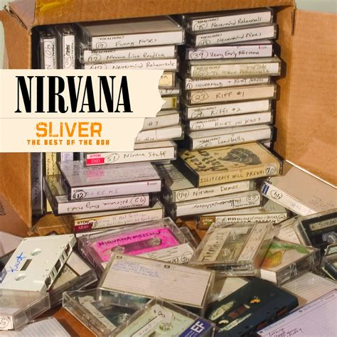 best of nirvana sliver the best of the box nirvana listen and