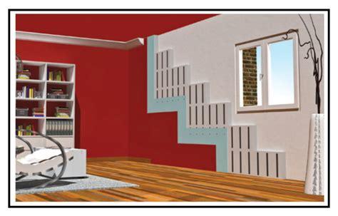 cappotto interno casa cappotto termico da interno con struttura pre installata