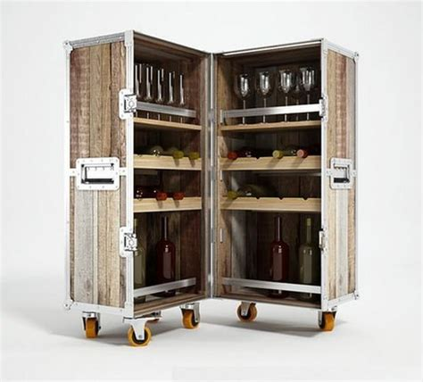 Mini Bar The Roadie Mini Bar Designed By The Eco Chic Boutique Tree