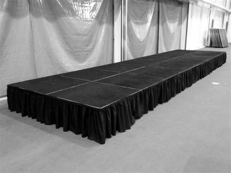 Wedding Backdrop Hire West Midlands by Wedding Stages Birmingham Hire A Stage For Your Event