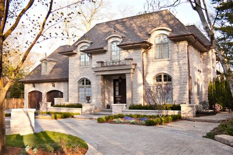 french chateau design french chateau traditional exterior toronto by