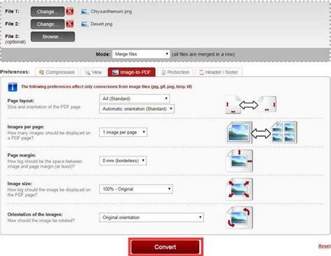 imagenes a pdf windows c 243 mo convertir png a pdf en l 237 nea o en windows mac gratis