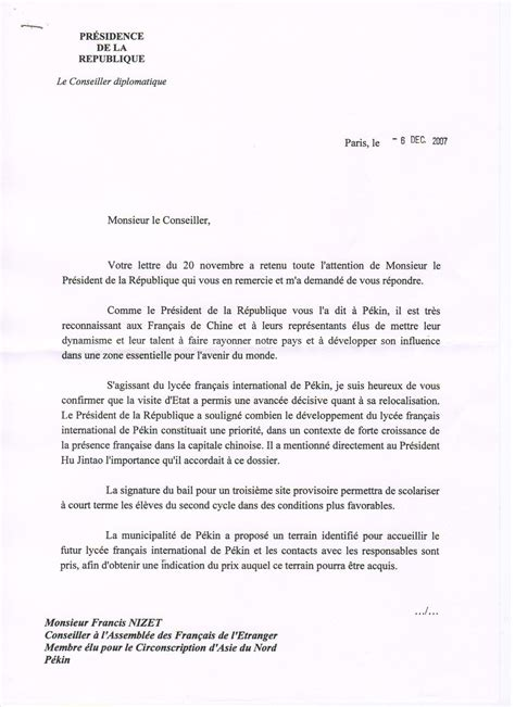 Lettre De Mission Visa Lettre De Motivation Lycee Le Dif En Questions