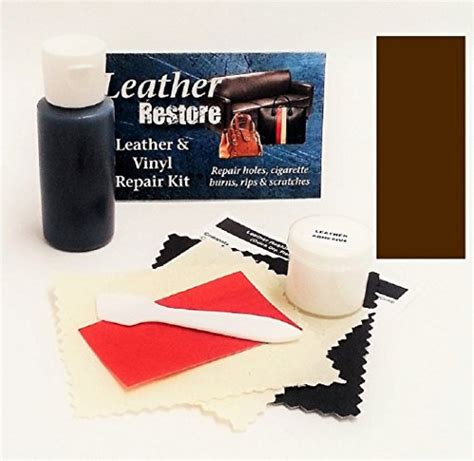 leather couch hole repair kit save 50 leather repair kit with ready to use color