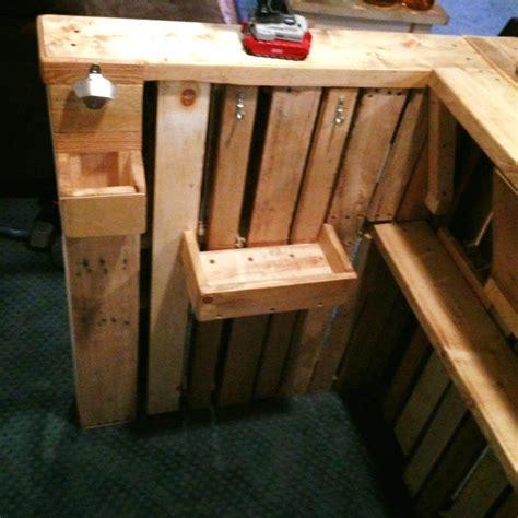 wood boat bar plans easy diy pallet bar 101 pallet ideas