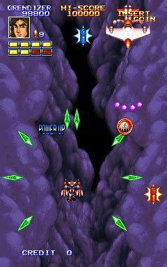 play mazinger z coin op arcade online | play retro games