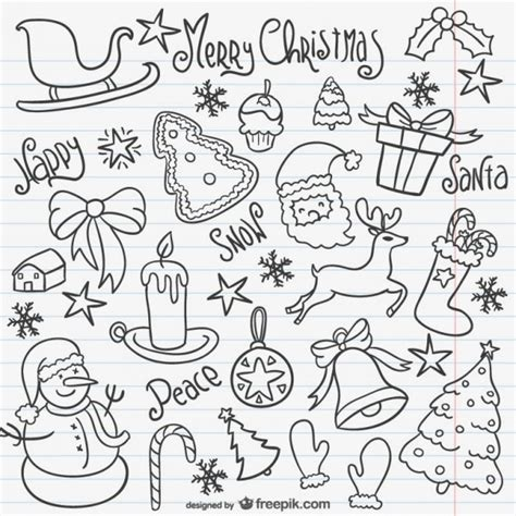 doodle vector free doodles pack vector free