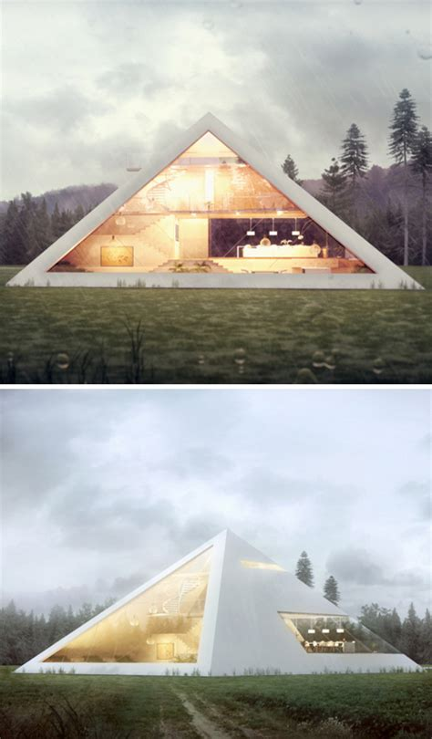pyramid house designs pyramid house plans home design and style
