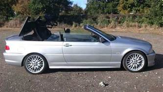 bmw 330ci msport convertible 2001 review uk spec