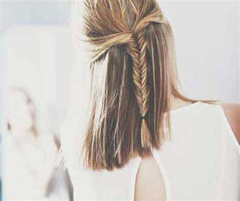 Simple And Hairstyles by 20 Best Simple Hairstyles Hairstyles Haircuts