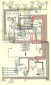 1963 wiring diagram usa thegoldenbug
