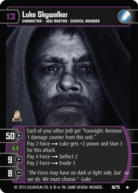 Et Is A Jedi Meme - star wars tcg par idc legacy of the force jedi