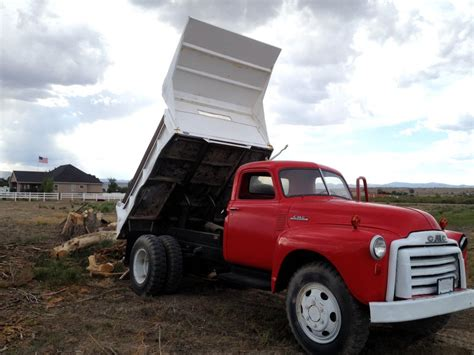 gmc dump truck parts 1950 gmc dump truck 2 5 ton for sale in car