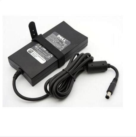genuine dell da130pe1 00 ac adapter charger 195v 462a with uk power cord for sale in dublin 8