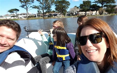 swan boats monterey family fun in monterey california for spring break