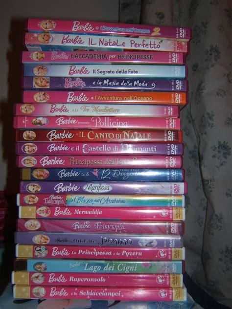 barbie film order barbie movies images pile of barbie movies my