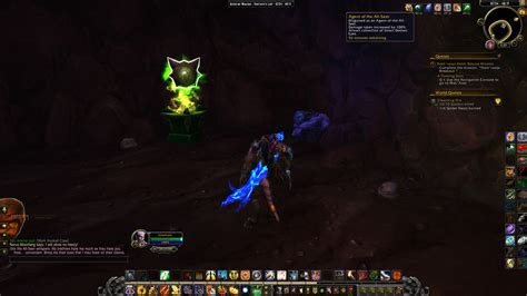 wow armory lite patch 7 3 all seer s focus for of the all seer