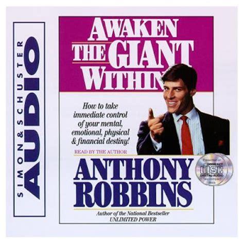 awaken the giant within by anthony robbins pdf ebook