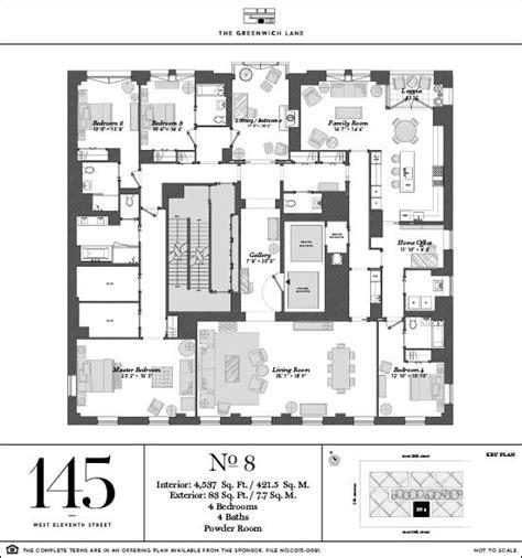 penthouse apartment floor plans 5566 best images about floor plans on pinterest