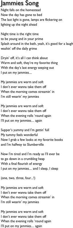 put you to bed lyrics lyrics