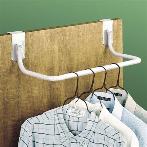 the door closet rod hanging closet rod easy comforts
