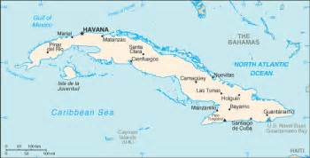 map of united states and cuba change comes 55 years after the cuban revolution
