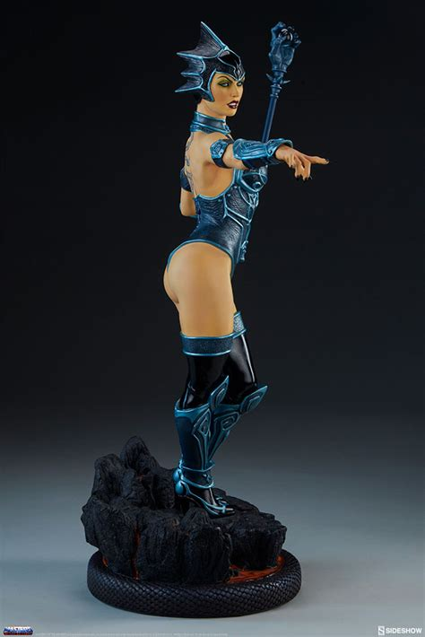 Classix Statue masters of the universe evil lyn classic statue by sideshow sideshow collectibles