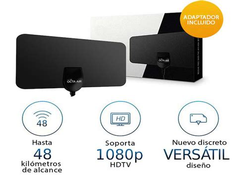 Octa Air octa air la nueva antena para tv cdmx