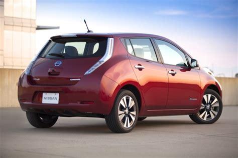 Nissan Leaf Range 2015 by Next Generation Nissan Leaf Electric Car Gets A Much
