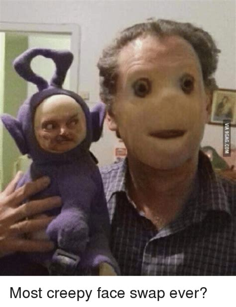 Face Switch Meme - 25 best memes about creepy face swap creepy face swap memes
