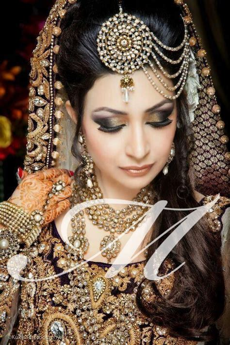 House Designs In Pakistan by Latest Trends In Pakistani Bridal Makeup 2013 Bridal