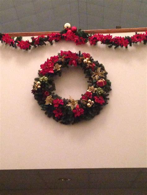 Christmas Decor Images christmas wreath for our church church decor ideas