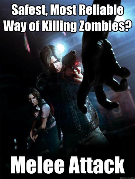 Resident Evil Memes - resident evil 6 memes quickmeme