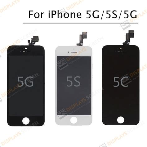 Lcd Touchscreen Iphone 5g 5c 5s Ori 99 touch screen digitizer and lcd screen assembly replacement for iphone 5 iphone 5s iphone 5c