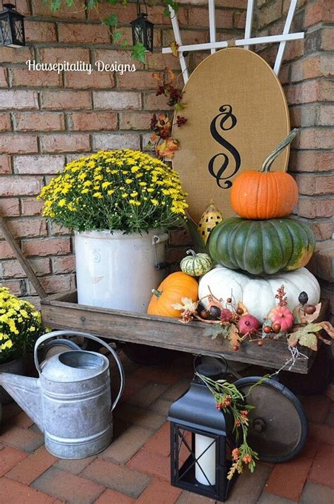 fall deck decorating ideas 27 best fall porch decorating ideas and designs for 2016