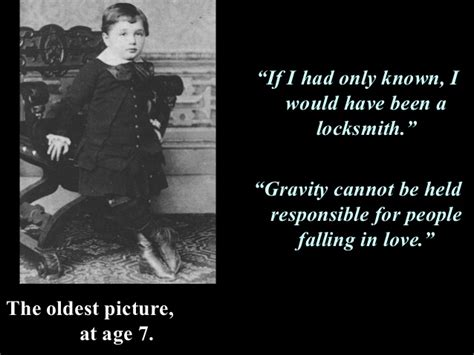 Einstein Love Quotes Gravity