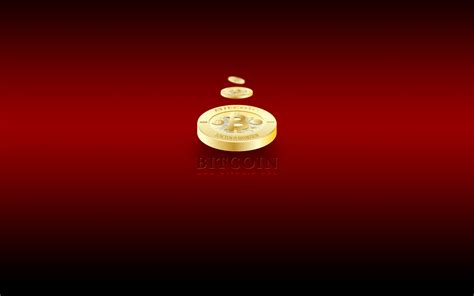 Bitcoin Red | bitcoin dsktp wallpaper red 3 by carbonism on deviantart
