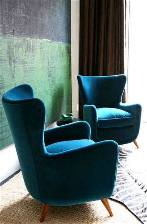 teal velvet armchair pinterest the world s catalog of ideas