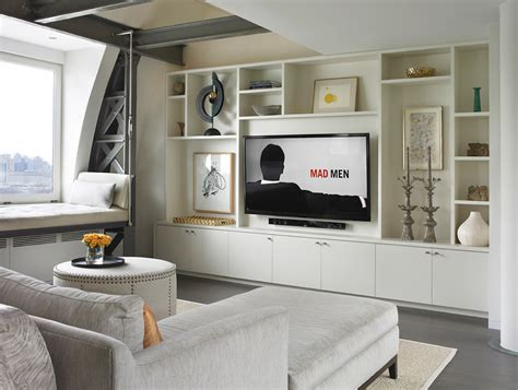 shades  gray  modern penthouse design  takes