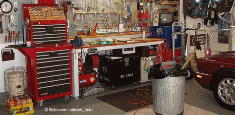 Werkstatt In Der Garage by So Bleibt Die Ordnung In Der Garage Bestehen S Houseblog