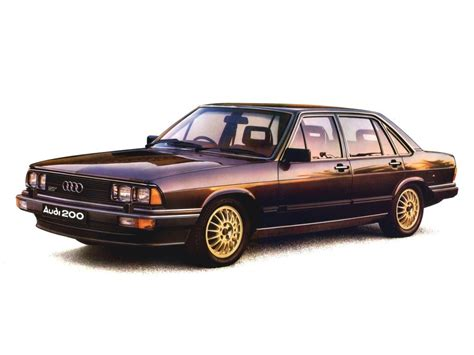 Audi 200 5t by Audi 100 200 C2 1980 Audi 200 5t Uk Spec Jpeg Drive