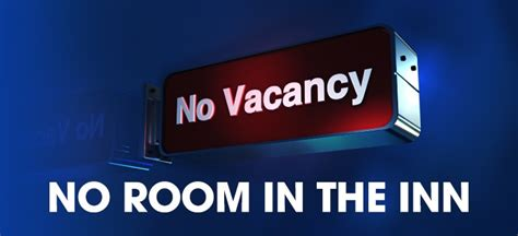 There Is No Room At The Inn by Room For Jesus Articles Moody Church Media