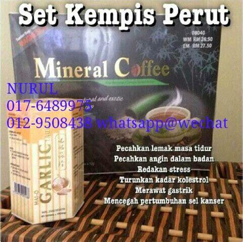 Mineral Coffee Untuk Kurus nuyull corner mineral coffee set kempis perut dan set