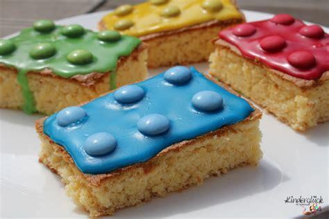 kindergarten kuchen kindergeburtstagskuchen rezept bunte bausteine