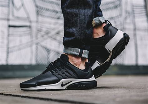 Sepatu Nike Air Presto Acronym Low Black White Premium Quality nike air presto utility black 862749 001 sneakernews