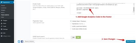enfold theme google analytics code how to install google analytics on wordpress mythemeshop